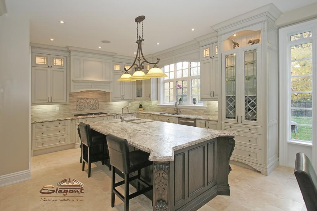 Elegant Gallery Elegant Kitchen